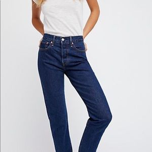 Levi's Wedge Icon High Rise Jeans